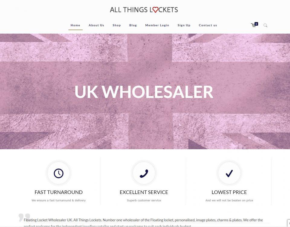 Jewellery Website