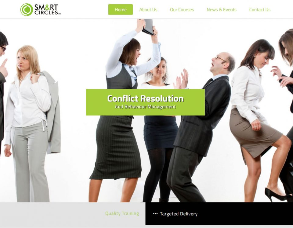 Smart Circles Website