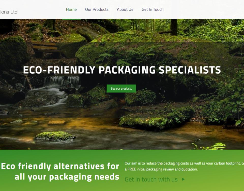 EcoPack website