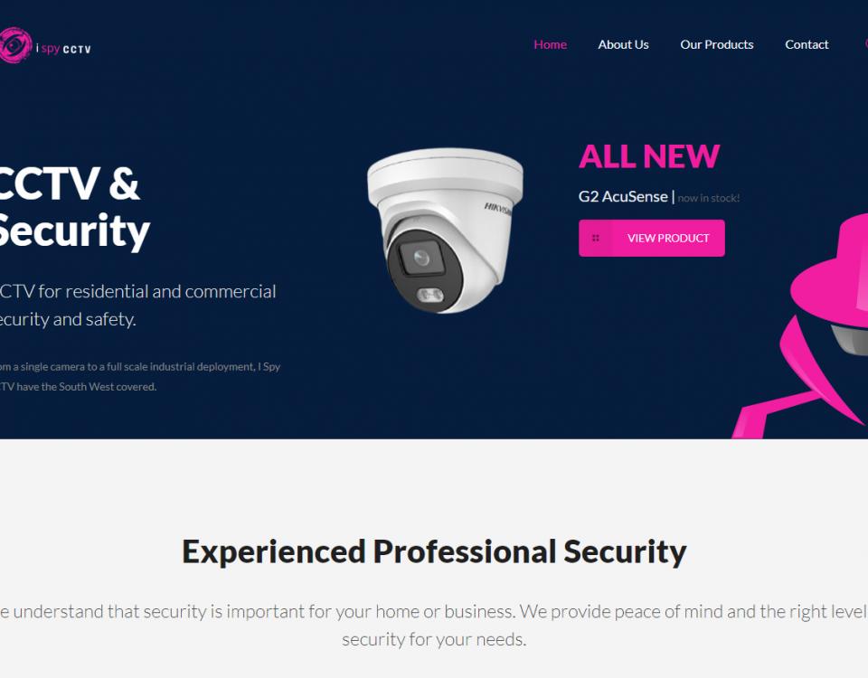 I-spy CCTV Website