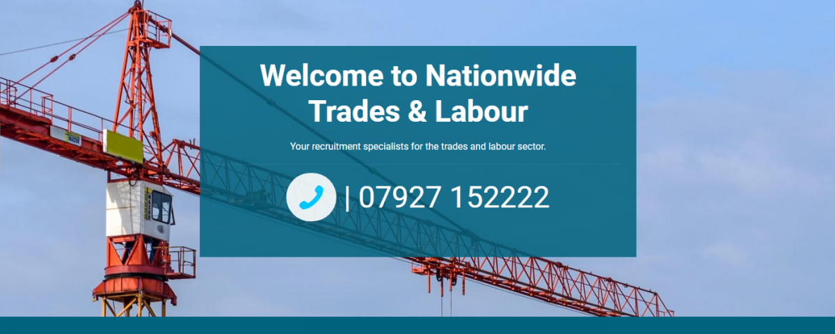 Nationwide Trades and Labour website