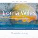Lorna Wiles Studio Gallery Homepage